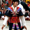 folkdancer-bhutan